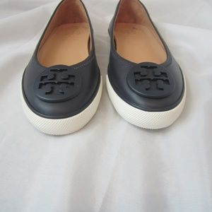 3ed1cb4d8e19 Tory Burch Shoes - Tory Burch 6 Skylar Ballet Sneaker Flats Leather